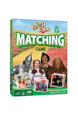 WIZARD OF OZ MATCHING CARD GAME