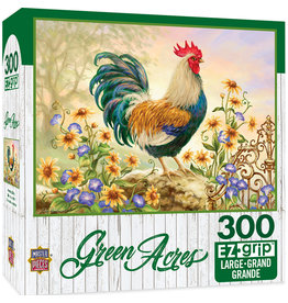 MORNING GLORY GREEN ACRES 300 PIECE PUZZLE
