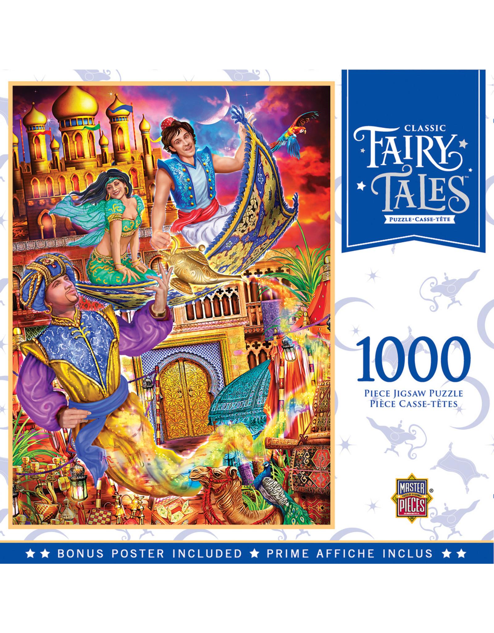 CLASSIC FAIRY TALES ALADDIN 1000 PIECE PUZZLE