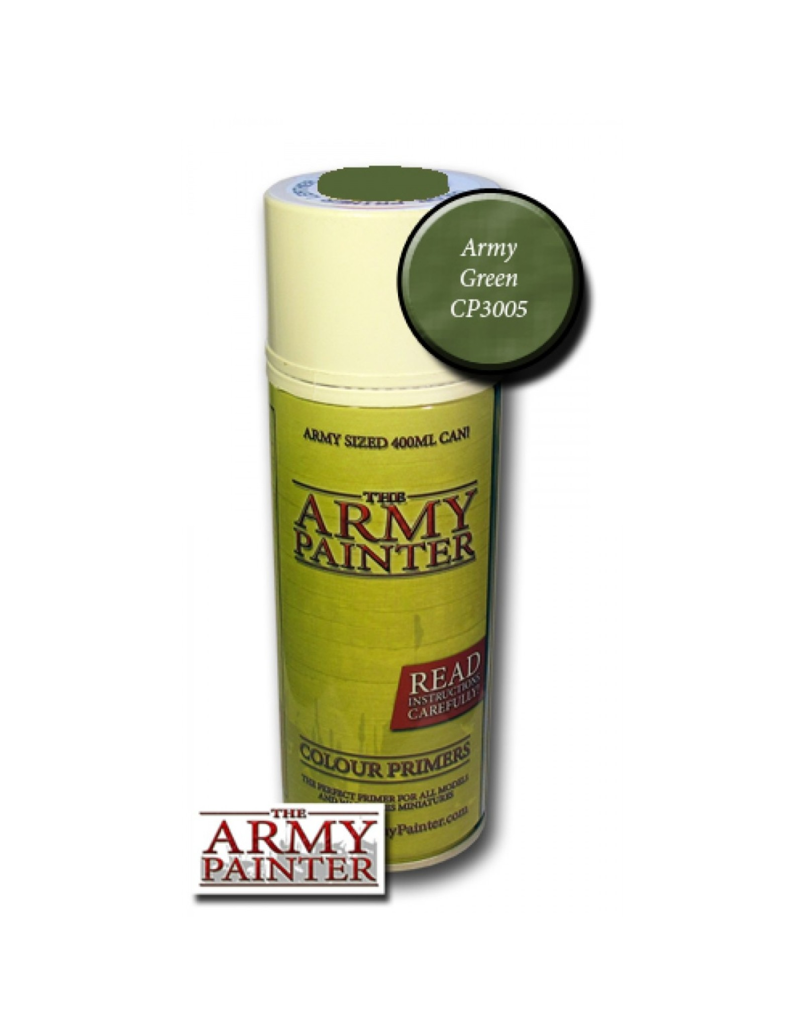 THE ARMY PAINTER ARMY PAINTER COLOR PRIMER ARMY GREEN