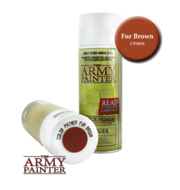 THE ARMY PAINTER ARMY PAINTER COLOR PRIMER FUR BROWN