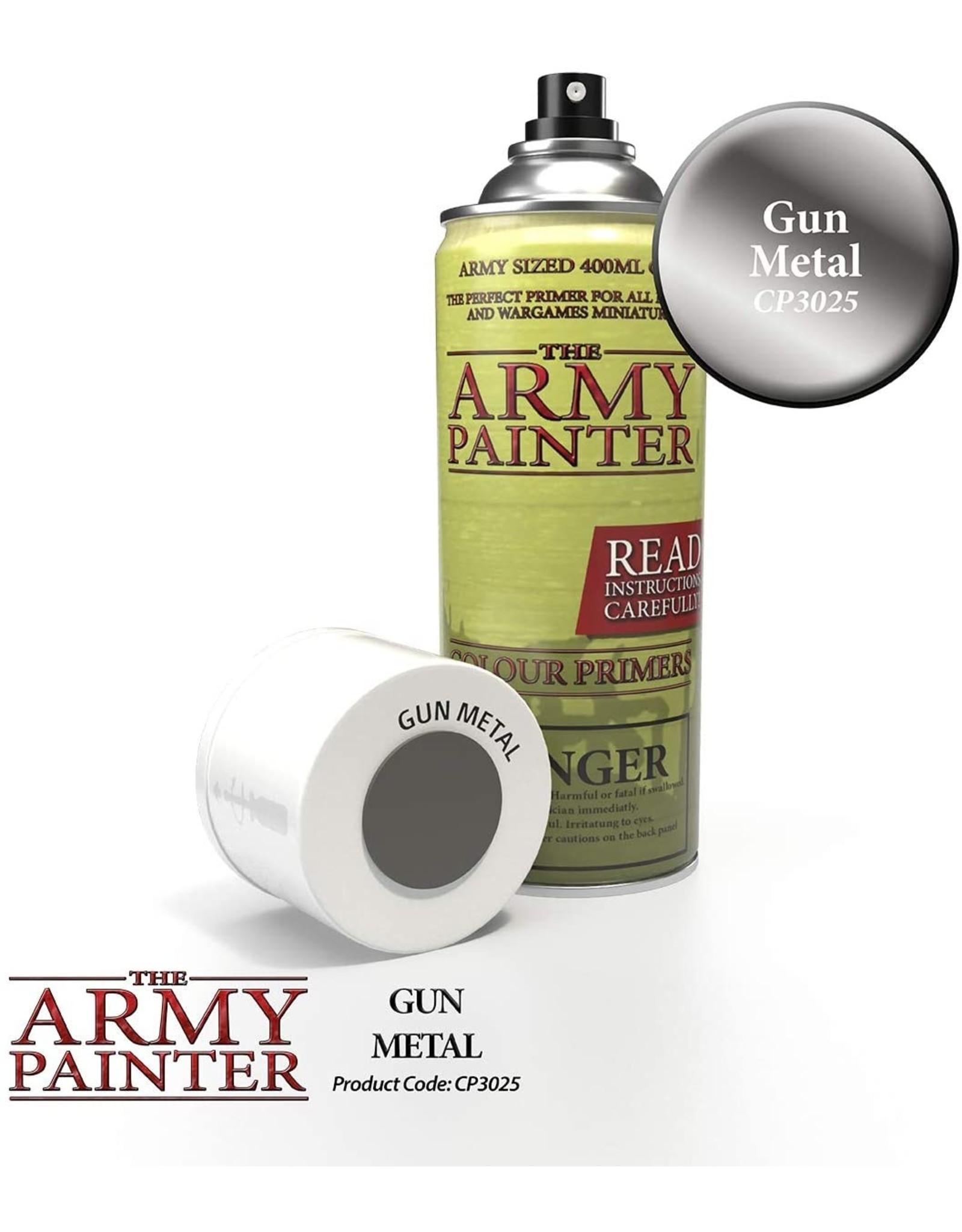 ARMY PAINTER COLOR PRIMER GUN METAL
