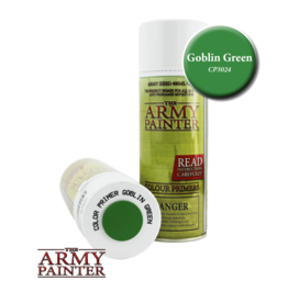 THE ARMY PAINTER ARMY PAINTER COLOR PRIMER GOBLIN GREEN