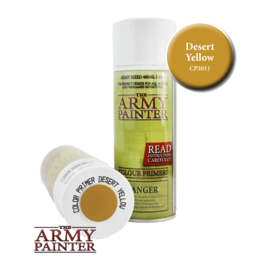 THE ARMY PAINTER ARMY PAINTER COLOR PRIMER DESERT YELLOW