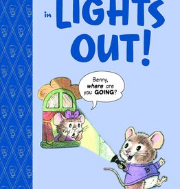 TOON BOOKS BENNY AND PENNY IN LIGHTS OUT!