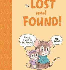 TOON BOOKS BENNY AND PENNY IN LOST AND FOUND!
