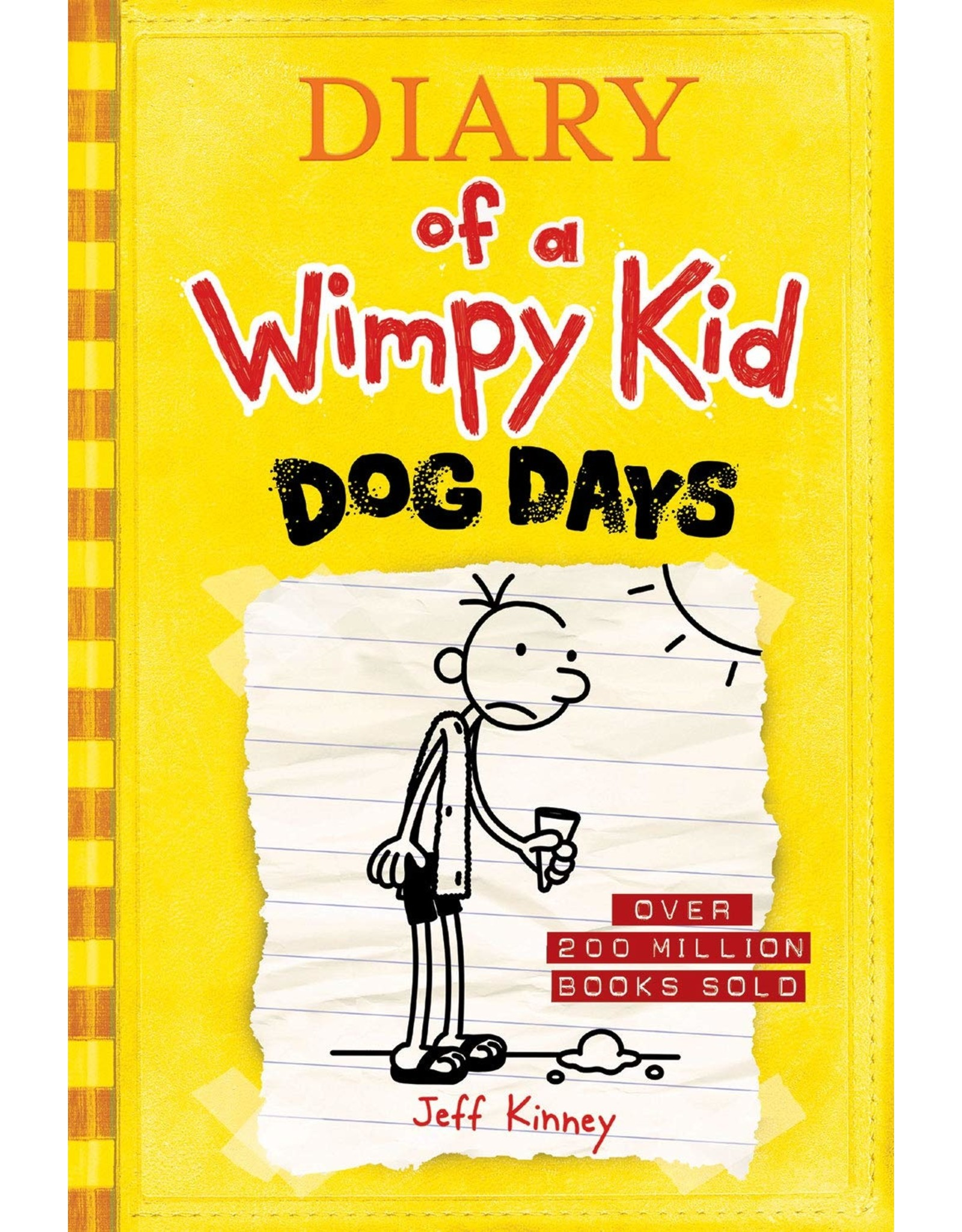 AMULET BOOKS DIARY OF A WIMPY KID HC VOL 04 DOG DAYS
