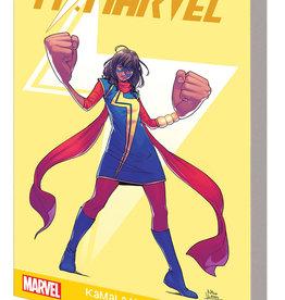 MARVEL COMICS MS MARVEL GN-TP KAMALA KHAN