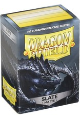DRAGON SHIELD 100 CT SLEEVES MATTE SLATE