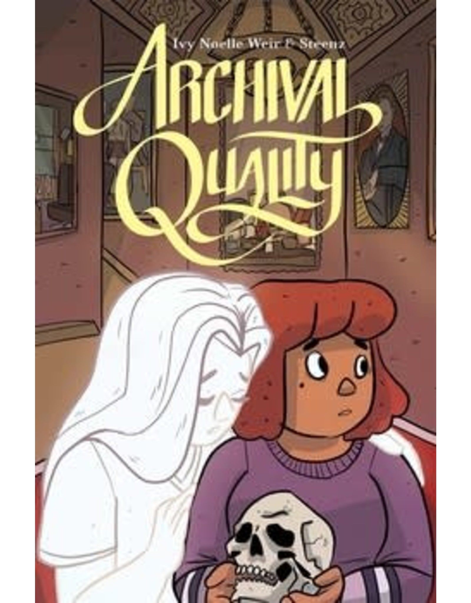 ONI PRESS INC. ARCHIVAL QUALITY GN