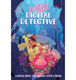 LION FORGE DEBIAN PERL DIGITAL DETECTIVE GN MEMORY THIEF BOOK 01