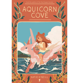 ONI PRESS INC. AQUICORN COVE HC