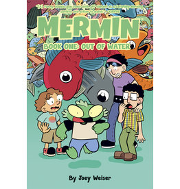 ONI PRESS INC. MERMIN GN VOL 01