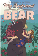 ONI PRESS INC. MY BOYFRIEND IS A BEAR GN