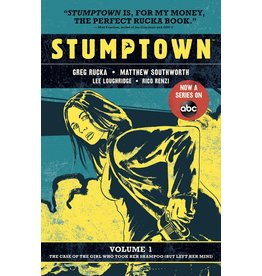 ONI PRESS INC. STUMPTOWN TP VOL 01