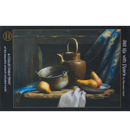 A&F PUZZLE COMPANY STILL LIFE WITH PEARS 500 PIECE PUZZLE