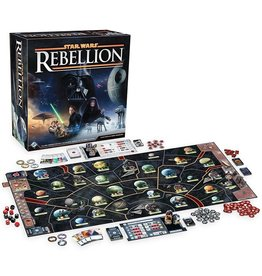 FANTASY FLIGHT GAMES STAR WARS REBELLION BOARD GAME