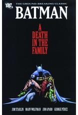 DC COMICS BATMAN A DEATH IN THE FAMILY TP