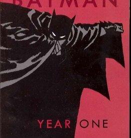 DC COMICS BATMAN YEAR ONE DELUXE SC