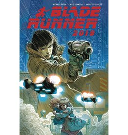 TITAN COMICS BLADE RUNNER 2019 TP VOL 01 WELCOME TO LOS ANGELES