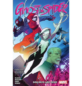 MARVEL COMICS GHOST-SPIDER TP DOG DAYS ARE OVER