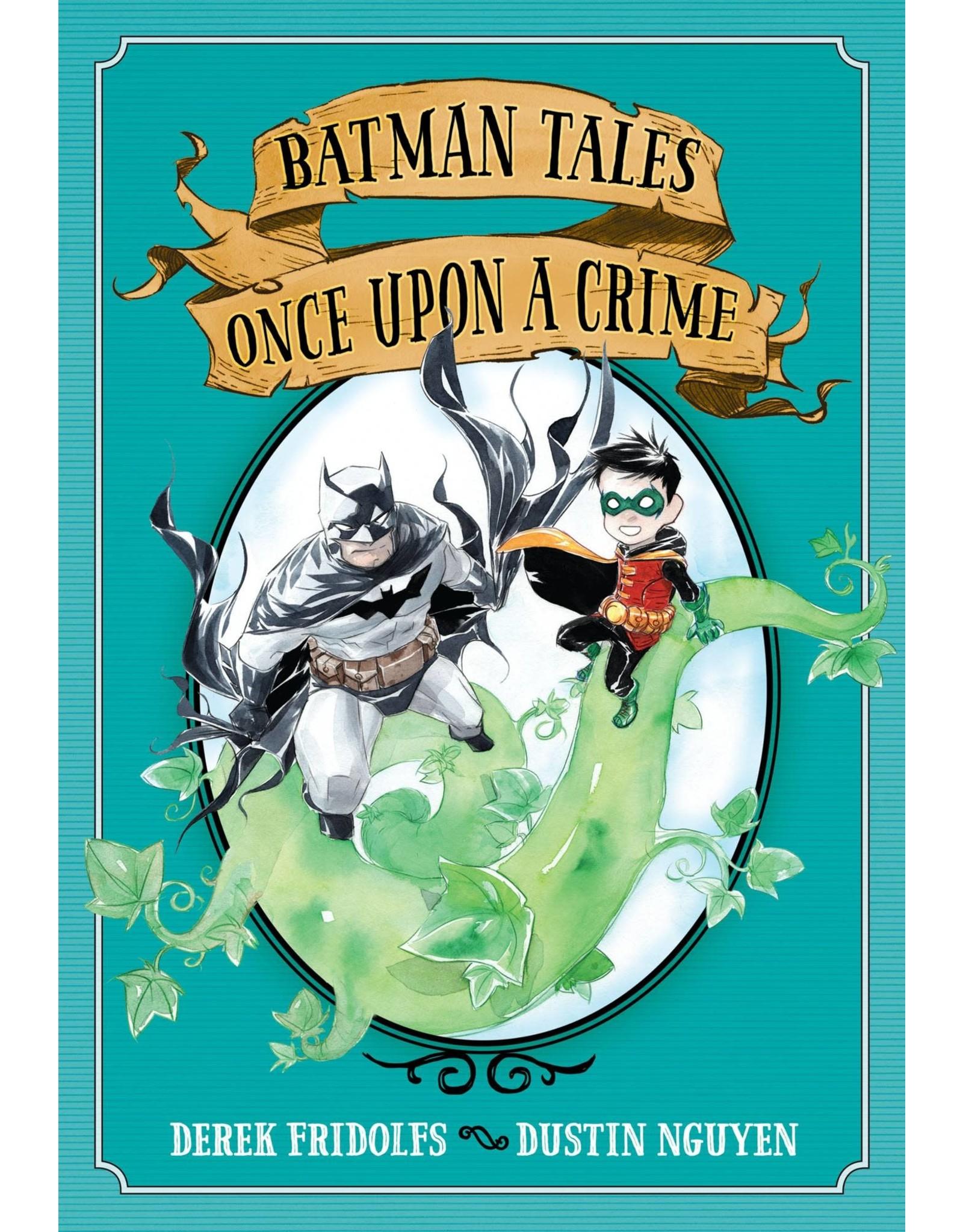 DC COMICS BATMAN TALES ONCE UPON A CRIME TP
