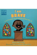DIAL BOOKS I AM BRAVE MARTIN LUTHER KING JR BOARD BOOK