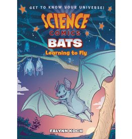 :01 FIRST SECOND SCIENCE COMICS BATS SC GN