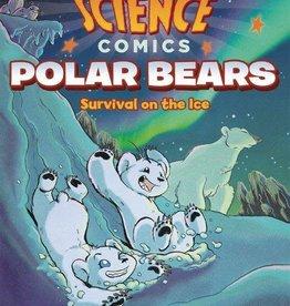 :01 FIRST SECOND SCIENCE COMICS POLAR BEARS SC GN