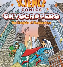:01 FIRST SECOND SCIENCE COMICS SKYSCRAPERS GN