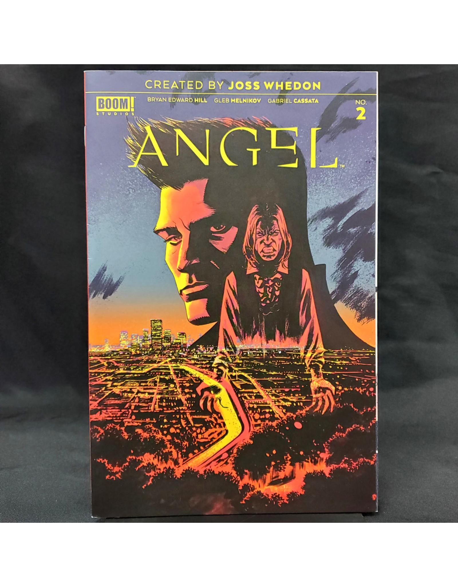 BOOM ENTERTAINMENT ANGEL #2 ONE PER STORE INCENTIVE GORHAM VARIANT