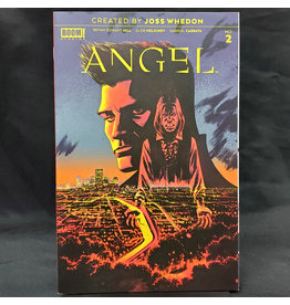 BOOM ENTERTAINMENT ANGEL #2 ONE PER STORE INCENTIVE GORHAM VARIANT