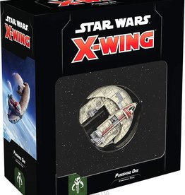 FANTASY FLIGHT GAMES X-WING 2ND EDITION PUNISHING ONE EXPANSION