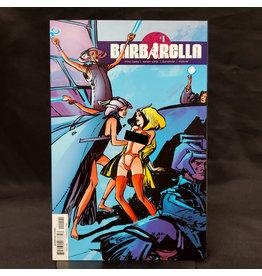 D. E. BARBARELLA #1 CVR J 10 COPY CLASSIC RISQUE INCENTIVE
