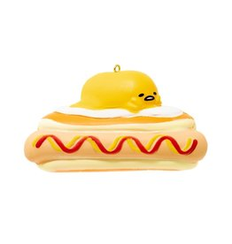 SANRIO GUDETAMA DINER HOT DOG SQUISHY