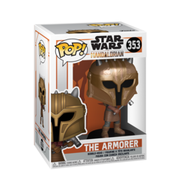 FUNKO POP STAR WARS MANDALORIAN THE ARMORER
