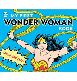 DOWNTOWN BOOKWORKS MY FIRST WONDER WOMAN BOOK BOARD BOOK NEW PTG