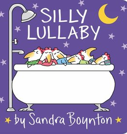 SIMON & SCHUSTER SILLY LULLABY BOARD BOOK