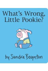 SIMON & SCHUSTER WHAT'S WRONG, LITTLE POOKIE? BOARD BOOK
