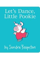 SIMON & SCHUSTER LET'S DANCE, LITTLE POOKIE BOARD BOOK