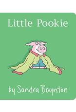 SIMON & SCHUSTER LITTLE POOKIE BOARD BOOK