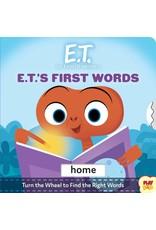 ET EXTRA TERRESTRIALS FIRST WORDS BOARD BOOK