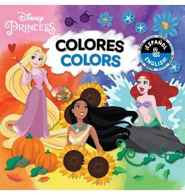 SIMON & SCHUSTER COLORES COLORS BOARD BOOK