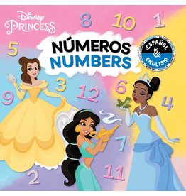 SIMON & SCHUSTER NUMEROS NUMBERS BOARD BOOK