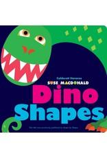 SIMON & SCHUSTER DINO SHAPES BOARD BOOK