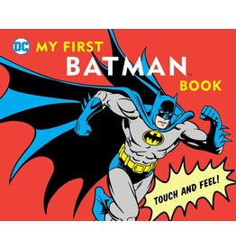 DOWNTOWN BOOKWORKS MY FIRST BATMAN BOOK BOARD BOOK NEW PTG
