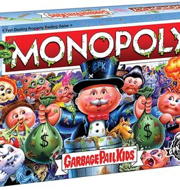USAOPOLY GARBAGE PAIL KIDS MONOPOLY
