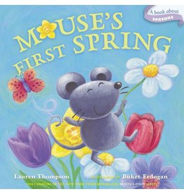 SIMON & SCHUSTER MOUSES FIRST SPRING BOARD BOOK