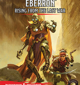 WIZARDS OF THE COAST D&D EBERRON: RISING FROM THE LAST WAR