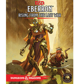 WIZARDS OF THE COAST D&D RPG 5E EBERRON: RISING FROM THE LAST WAR